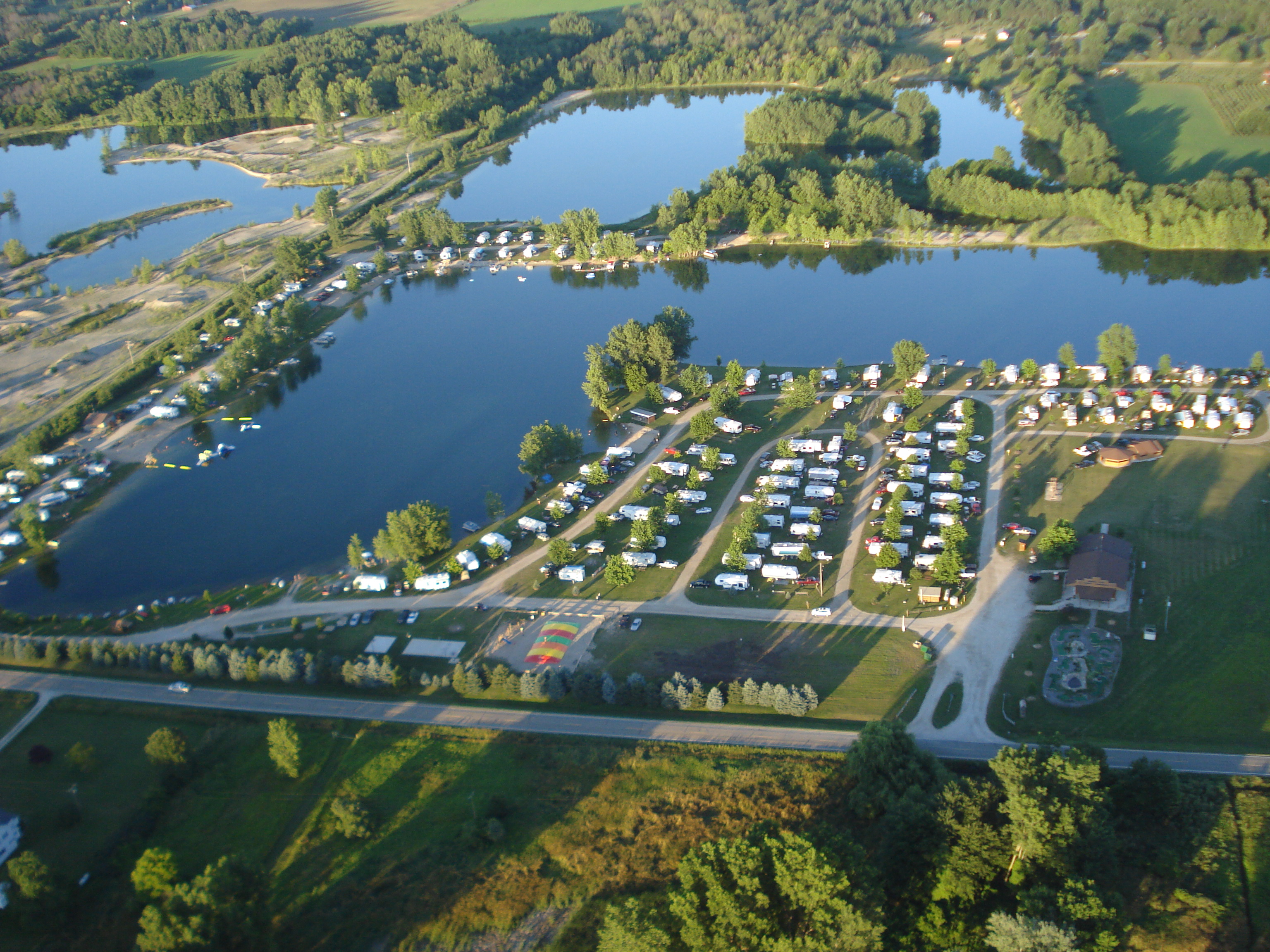 Leisure Lake Family Campground